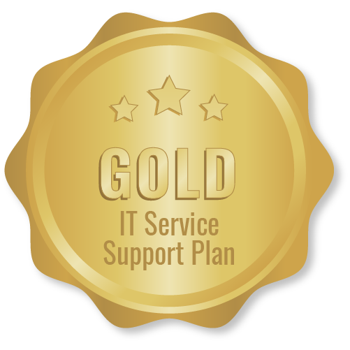 Gold IT service and computer tech support