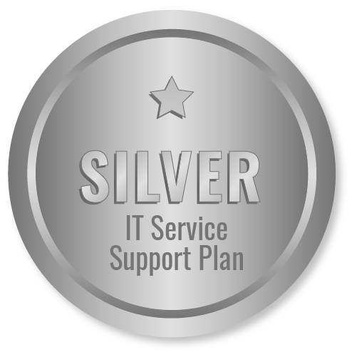 Silver IT service and computer tech support
